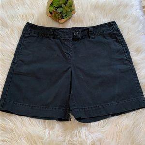 Black ANN TAYLOR LOFT Shorts